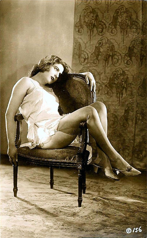Vintage Victorian Edwardian Erotic Pin Up Girl Prints 267 A4 Size:  Amazon.co.uk: Kitchen & Home