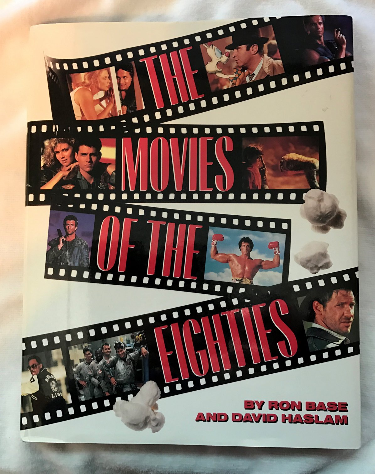 The Movies of the Eighties: Amazon.es: Base, Ron, Haslam ...