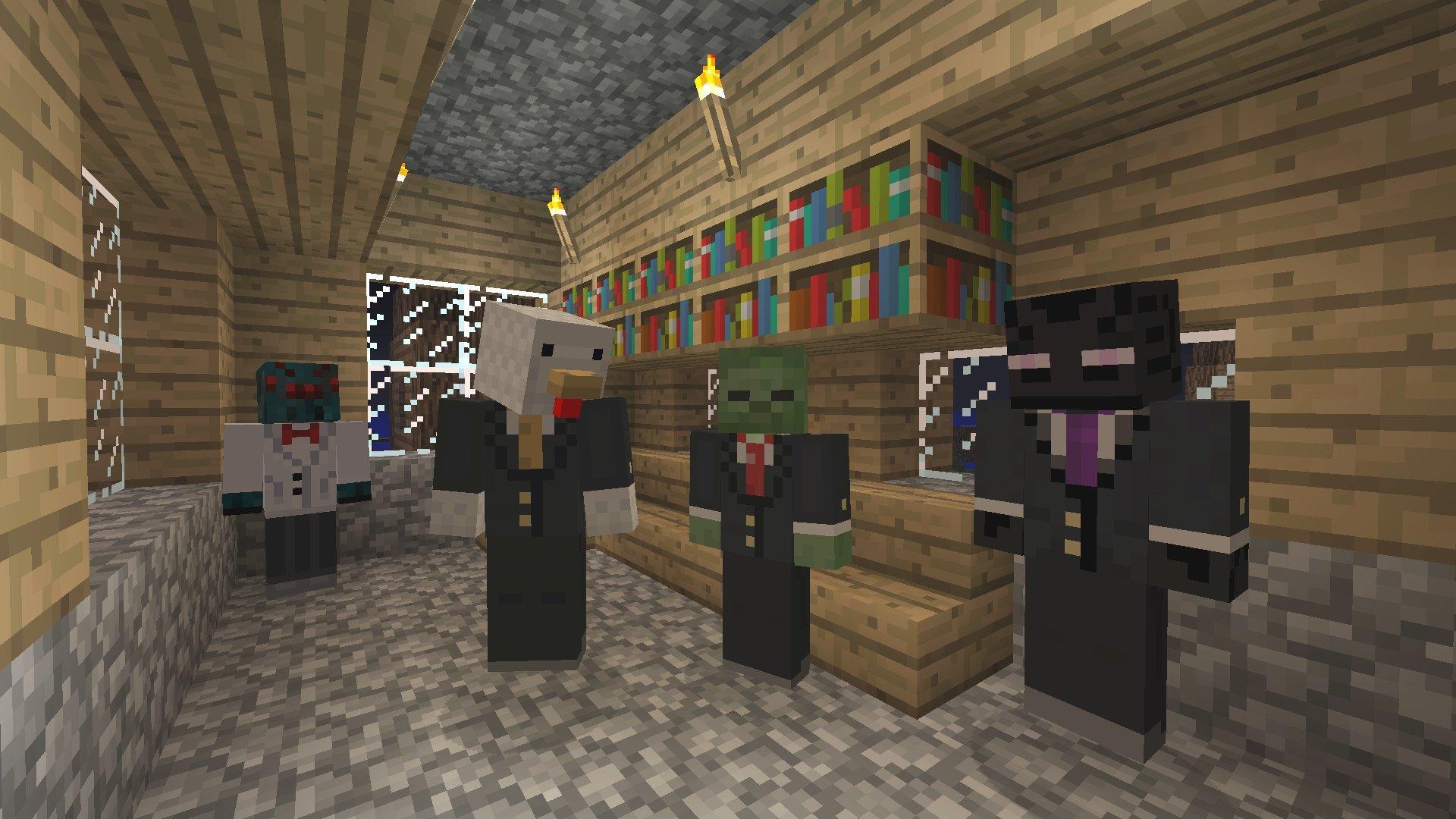 Minecraft Explorer's Pack – Xbox One