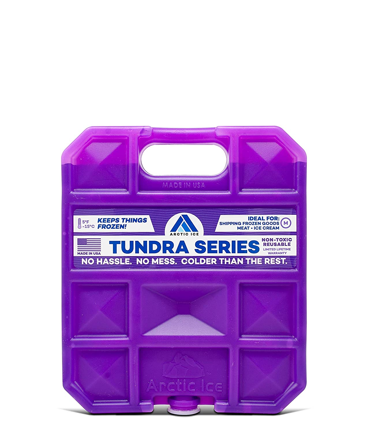 Arctic Ice Tundra Series Reusable Cooler Pack 1201-P
