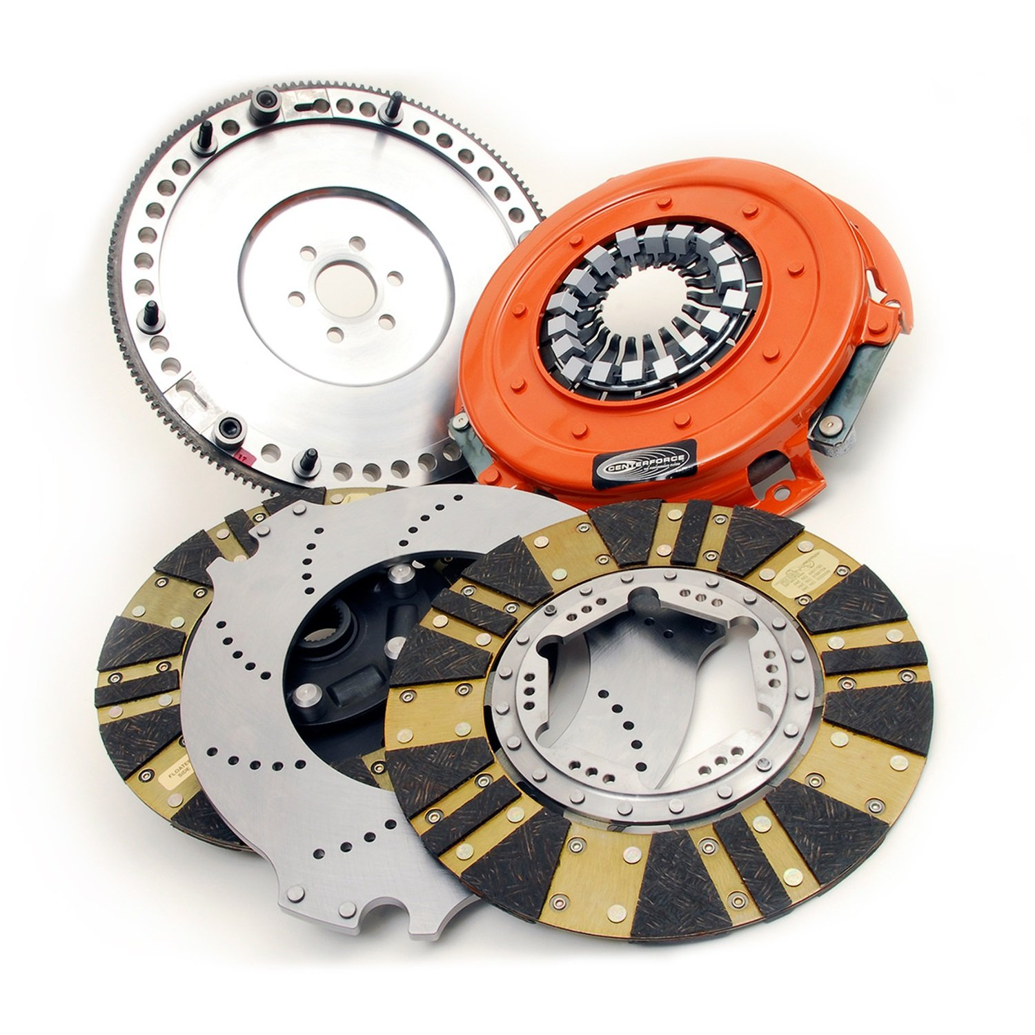 Centerforce 04115728 DYAD Drive System Twin Disc Clutch