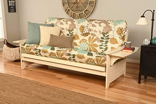 Phoenix Futon Sofa with English Garden Mattress