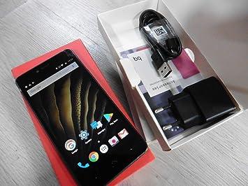 bq c000238 Smartphone (16GB Memoria, cámara DE 13 MP, 2 GB ...