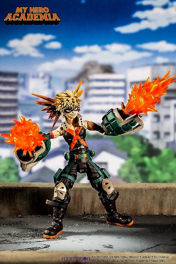 Katsuki Bakugo Figure ORIGINALE My Hero Academia