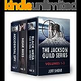 Jackson Guild Thrillers Vol 1-3 (English Edition)