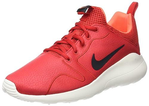 sports shoes abd1c c3ef3 ... best price nike mens kaishi 2.0 se trainers university red anthracite  hyper orange 8c03b dff94 ...