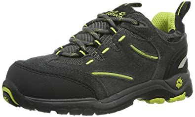best sneakers be7b9 9e107 Jack Wolfskin STAR TRACK TEXAPORE 4004611-6101310 Unisex-Kinder Trekking &  Wanderschuhe