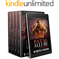 Fatal Allure Collection: (Books 1-4) (Fatal Allure Series Box Set Book 1)
