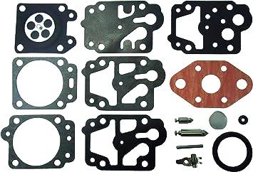 Carburetor Rebuild Diaphragm Gasket Kits for WALBRO K20-WYL For All WYL Replace
