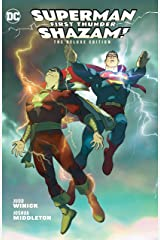 Superman/Shazam!: First Thunder (2005-2006) Deluxe Edition Kindle Edition