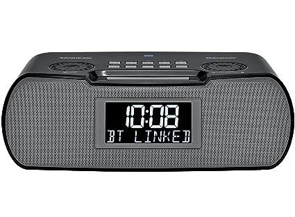 Sangean rcr-20 FM-RDS (fácil) Am/Bluetooth/AUX/
