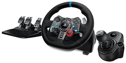 43b303a2da8 Logitech G29 Driving Force Race Wheel + Logitech G Driving Force Shifter  Bundle