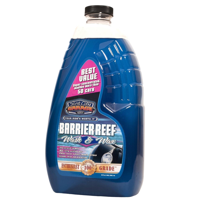 Amazoncom Surf City Garage Barrier Reef Wash And Wax Oz - Show car wash and wax