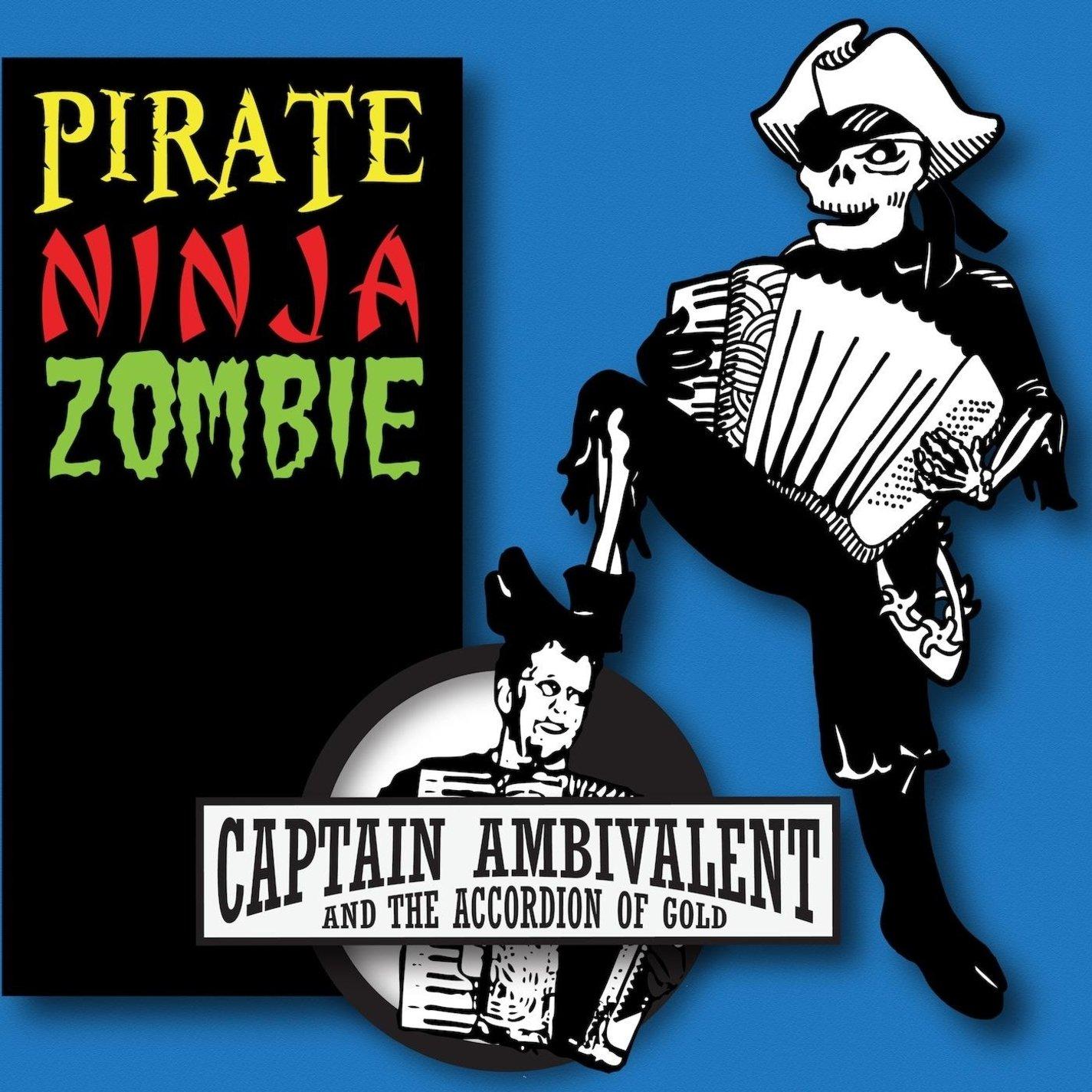 Pirate Ninja Zombie: Captain Ambivalent: Amazon.es: Música