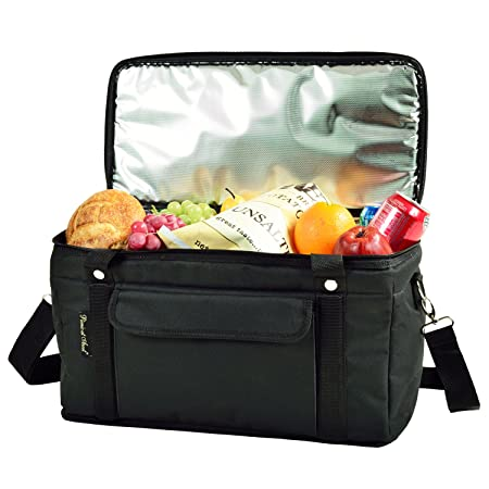 Picnic at Ascot 42 Can Capacity Semi Rigid Collapsible Leakproof Cooler- Designed Quality Approved in the USA
