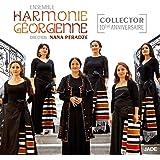 Ensemble Harmonie Géorgienne - 10ème anniversaire Collector - CD