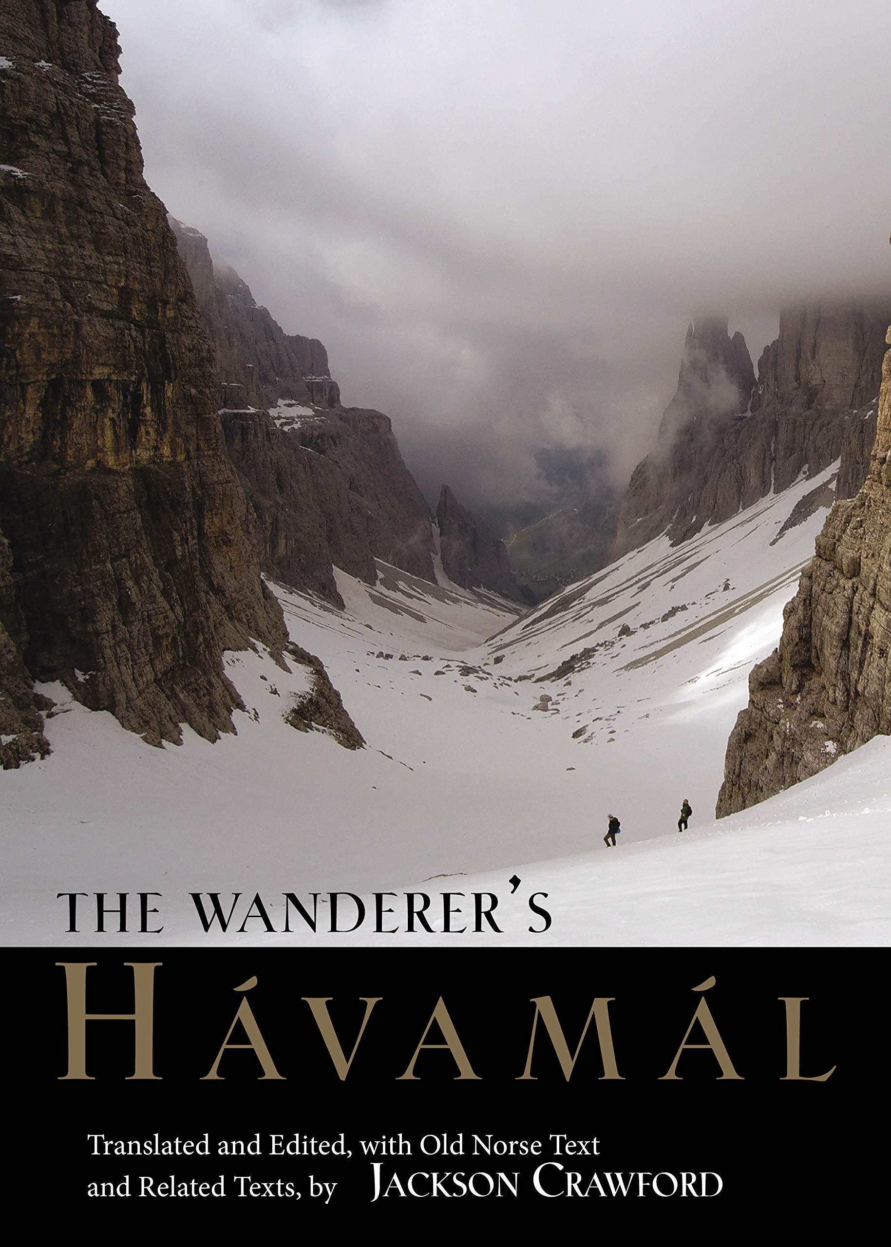 The Wanderer's Havamal by Hackett Publishing Company, Inc.
