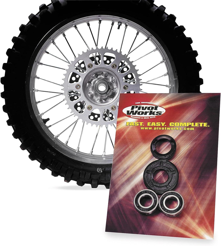 Pivot Works Rear Wheel Bearing Kit for Suzuki Boulevard C50 VL800 2005-2008
