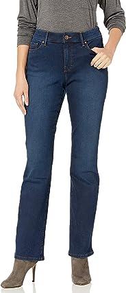 Gloria Vanderbilt Womens Comfort Curvy Boot Cut Jean Jeans