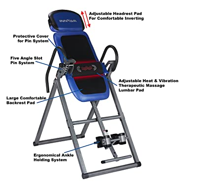 Bodyfit Inversion Table Reviews