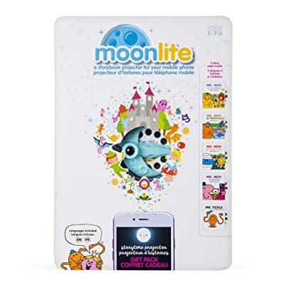 Moonlite Gift Pack Mr Men & Little Miss: Toys & Games