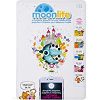 Moonlite Mr. Men Gift Pack, Storybook Projector for Smartphones with 5 Story Reels, for Ages 1 and Up