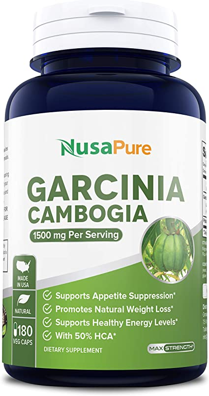 purely herbs garcinia cambogia side effects