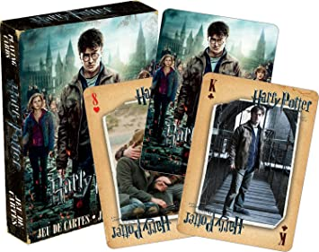 Harry Potter The Deathly Hallows Part 2 Carta de Juego (NM ...