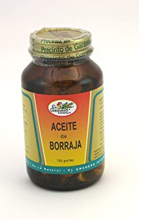 ACEITE DE BORRAJA 150 Perlas