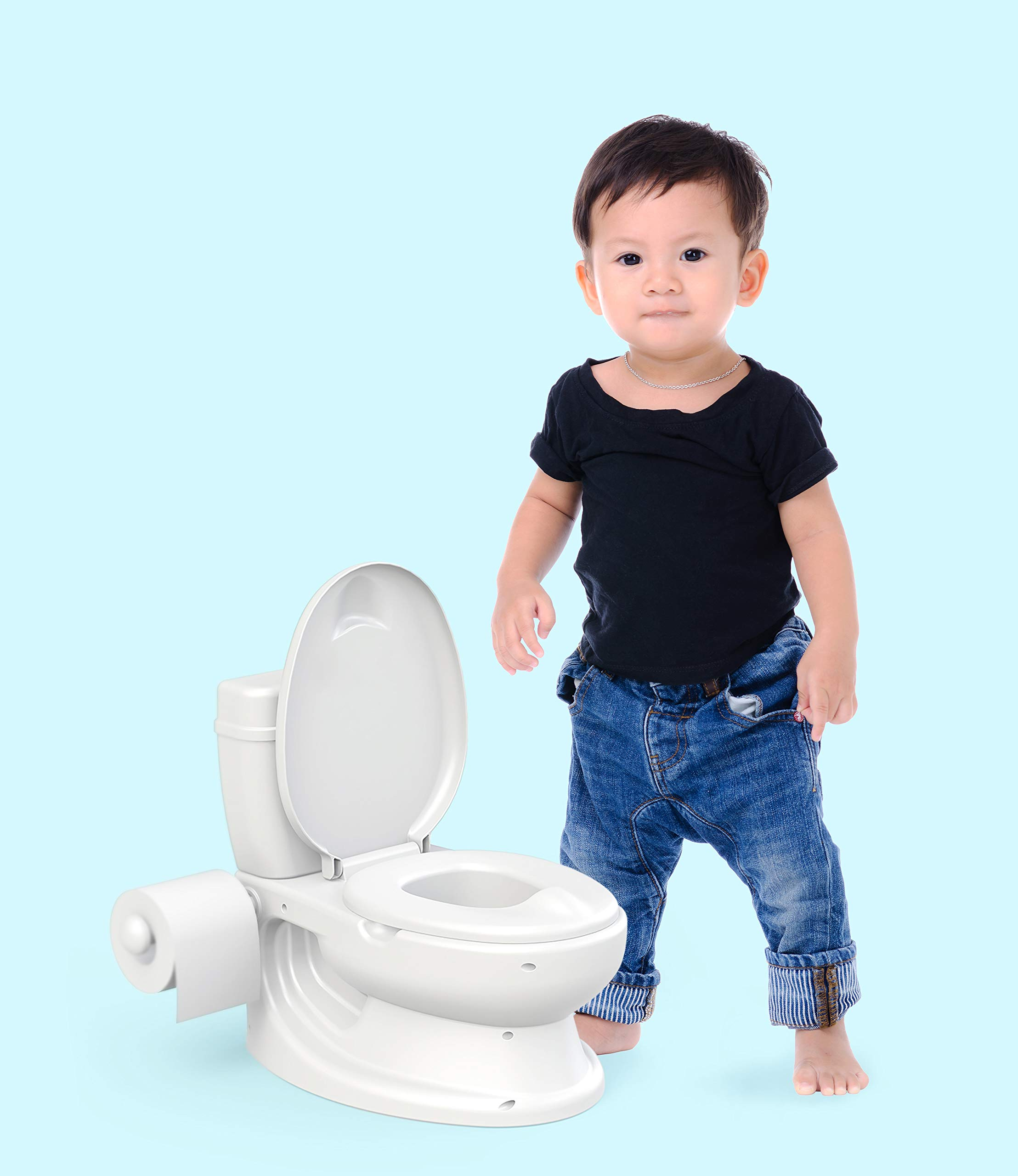 ToyLet Training Potty for Toddlers and children girls or boys age 1+