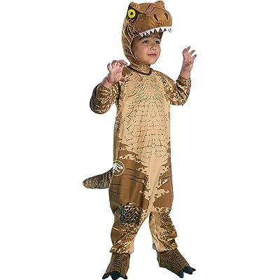 Rubie's Jurassic World: Fallen Kingdom Child's T-Rex Costume, 3T4T: Toys & Games