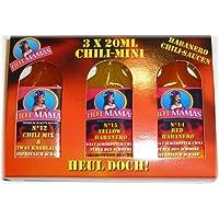 Hotmamas Chilisaucen 3 x 20ml Geschenkebox