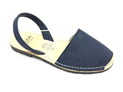 Chaussures Ria Menorca bleues femme 3vJyJ