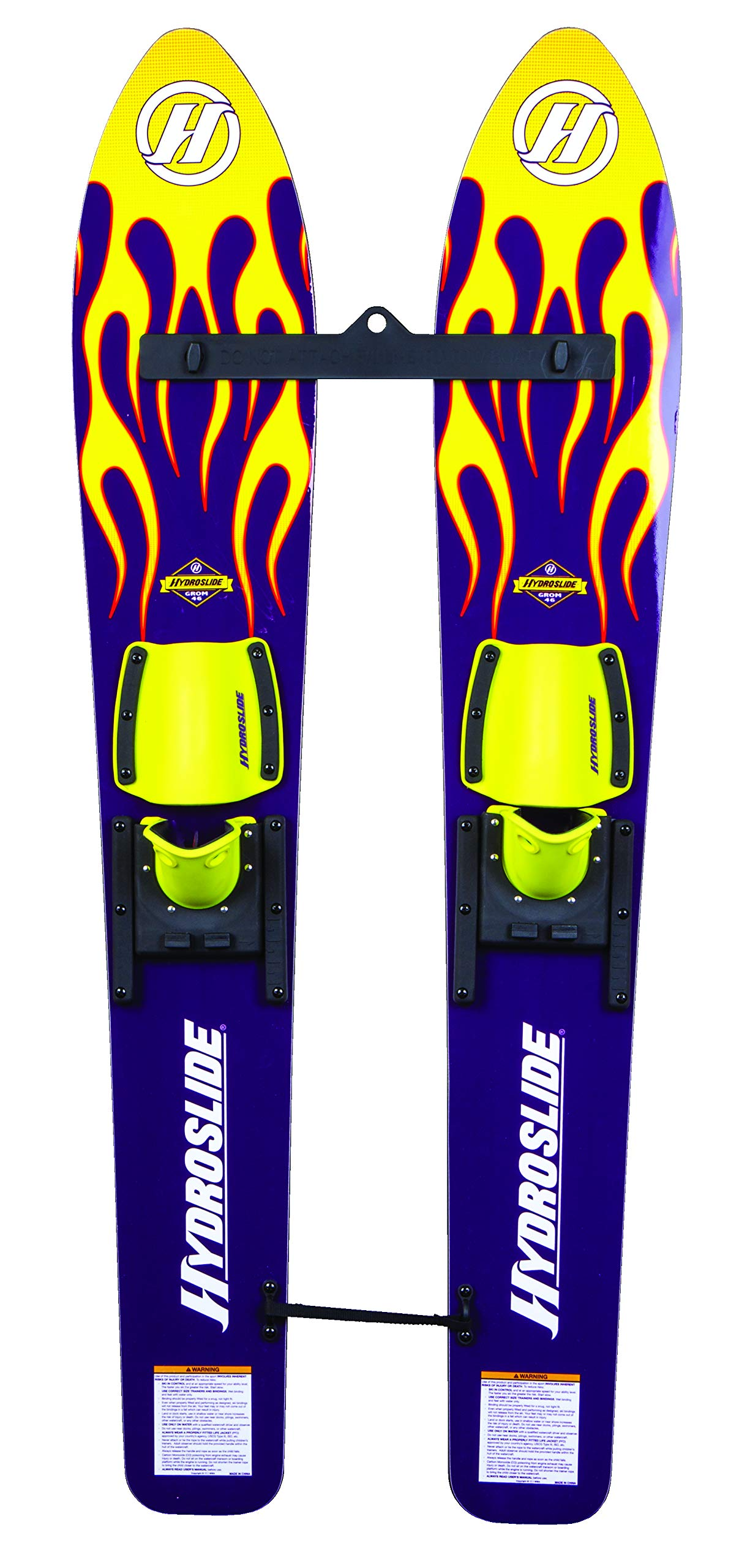 Hydroslide Grom Trainer Combo Water Skis, 46'' by Hydro Slide