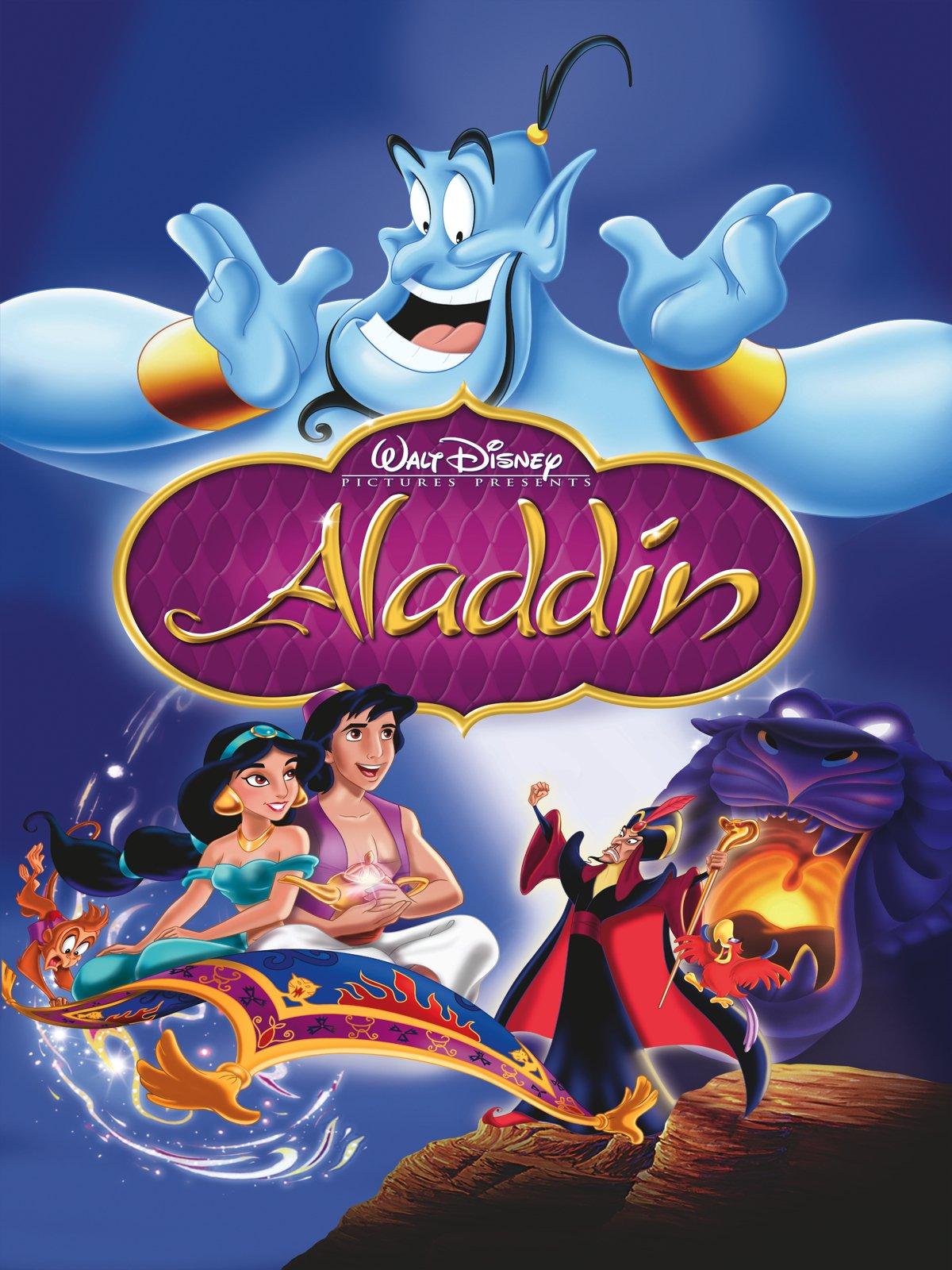 Amazon com: Watch Aladdin   Prime Video