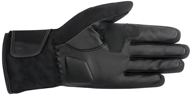 Guantes para moto talla S color negro Alpinestars Stella Sr-3 Drystar Gloves