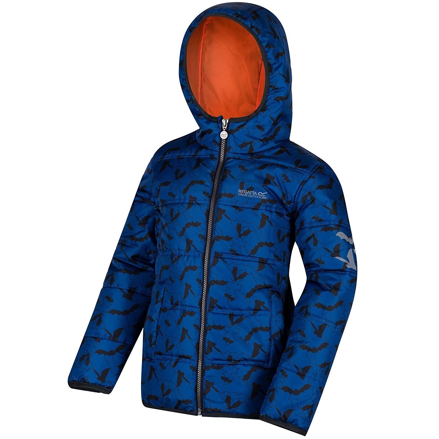 Regatta Boys & Girls Coulby II Water Repellant Insulated Jacket