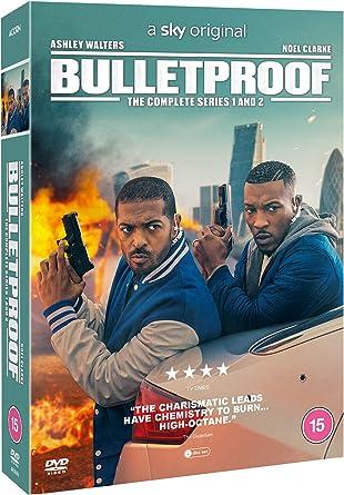 Bulletproof - Series 1-2 Box Set