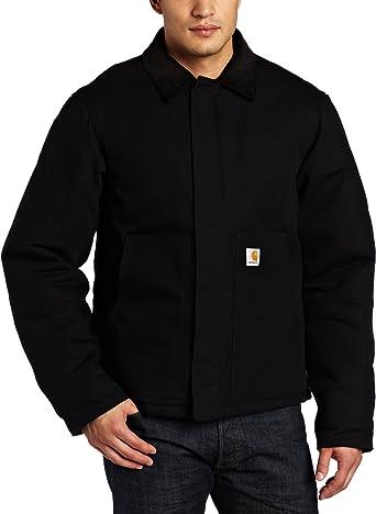 Duck Traditional Black 2X-Large Carhartt C003 Coat