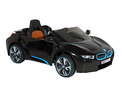 Amazon Com Bmw 8802 61 Dynacraft I8 Concept Ride On Quad 6v