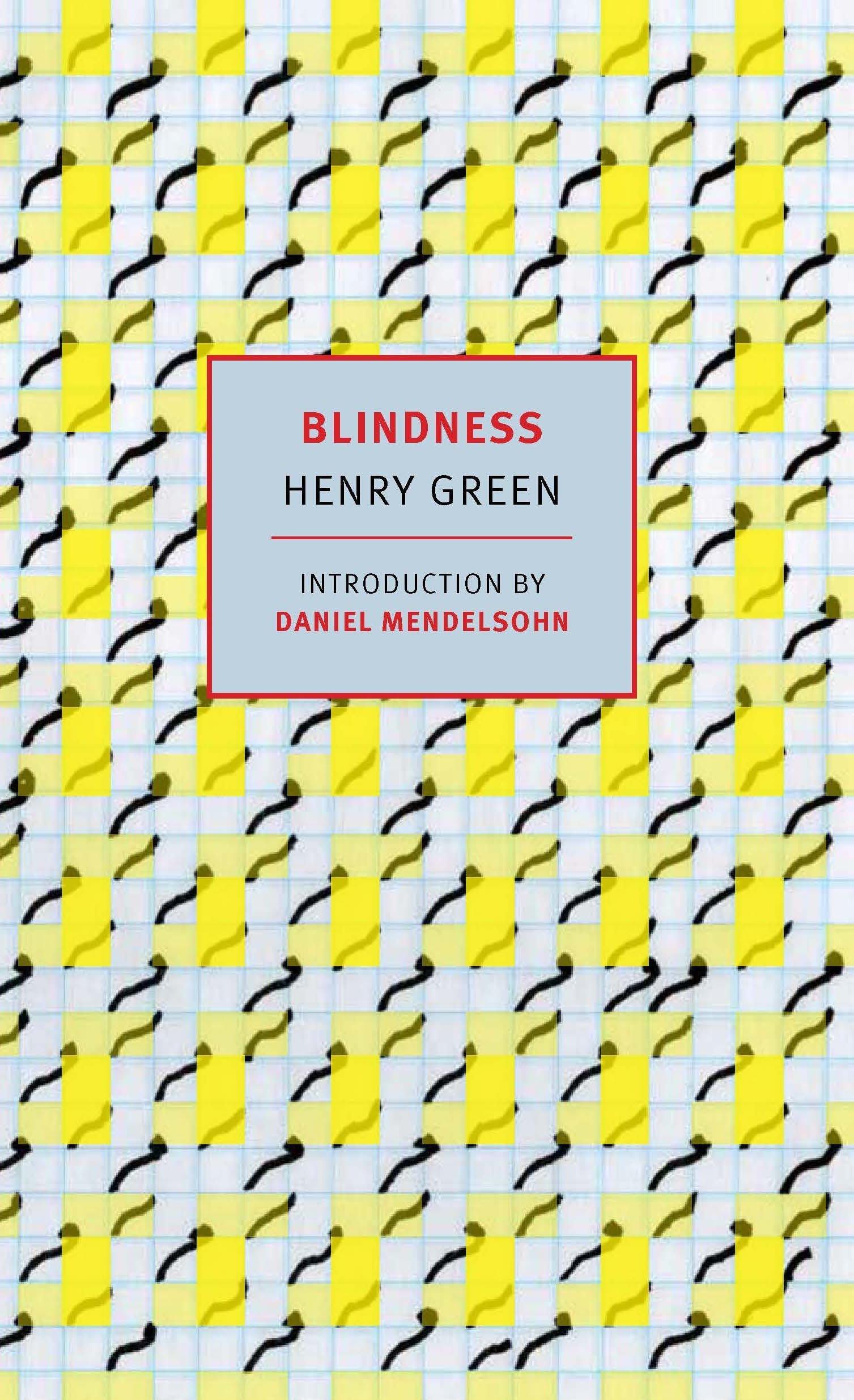Blindness (NYRB Classics) pdf epub