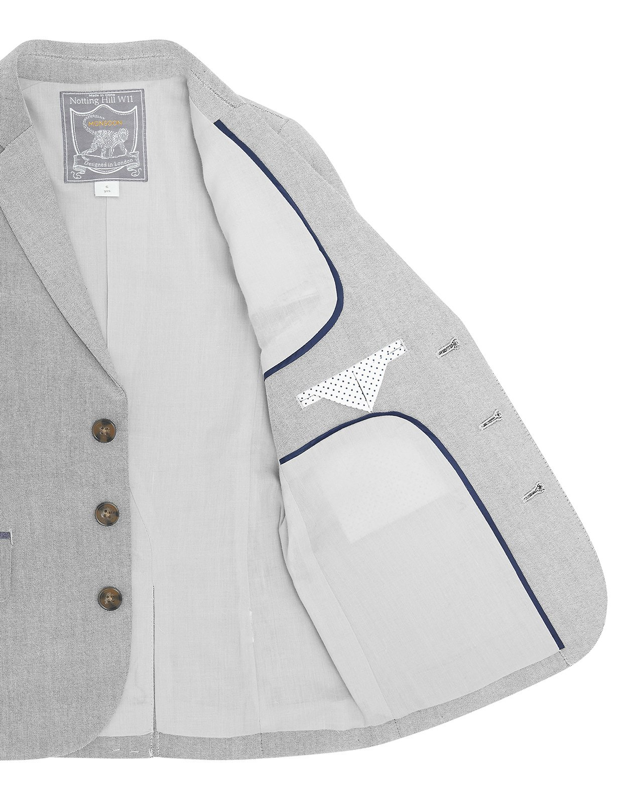 Sterling 5PC Suit Set - boys - 9 Years
