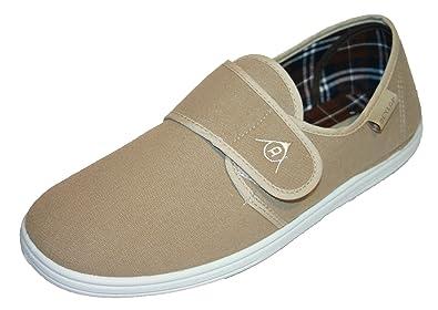 Dunlop - Hombre talle grande comodidad toque sujetar zapatillas entrenadores - Tallas 41-46: Amazon.es: Zapatos y complementos