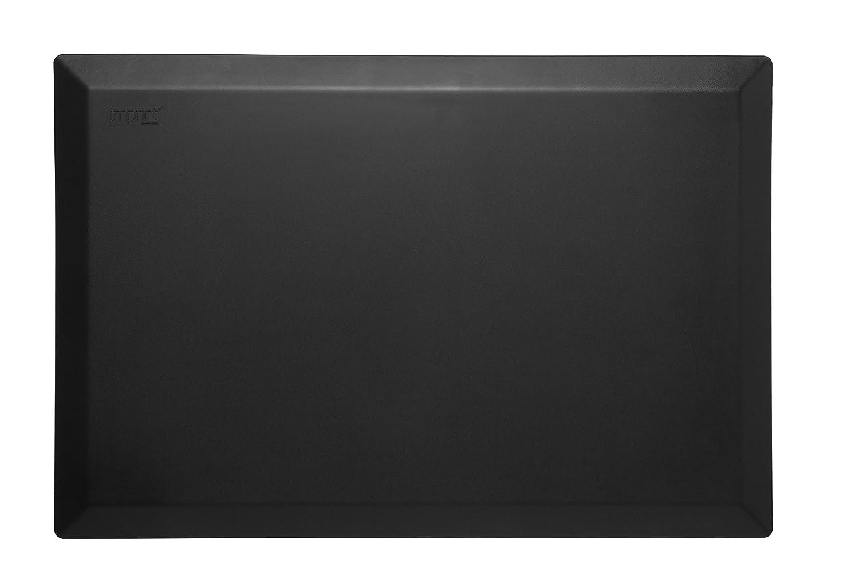 Imprint CumulusPRO Commercial Standing Desk Anti-Fatigue Mat 24 in. x 36 in. x 3/4 in. Black