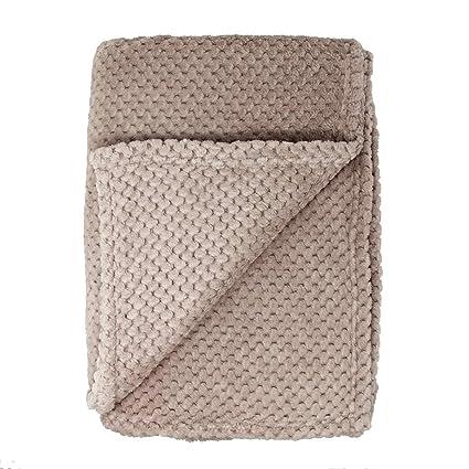 colcha, manta viviente, Mantas y colchas, lana súper suave, 130 cm x