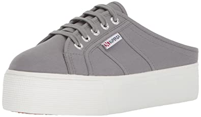 020cd271b2a2 Superga Women s 2314 COTW Sneaker Grey sage 40 M EU (9 ...