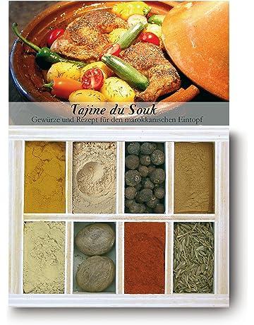 Feuer & Glas Tajine du Souk, Receta para Guiso Marroquí con Especias, ...