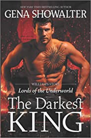 The Darkest King: William's Story (Lords of the Underworld Book 15)