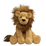 GUND Cozys Collection Lion Stuffed Animal Plush, Tan, 10