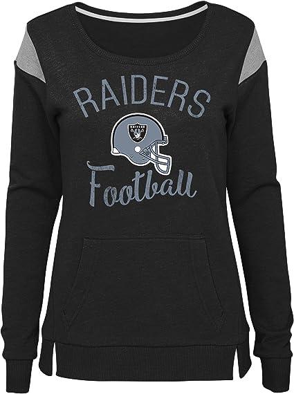 Outerstuff NFL Juniors Lay-up Raglan Long Sleeve Top